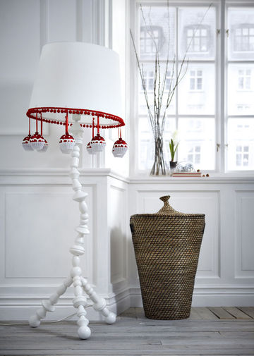 Tables de no l 2013 simples et jolies lovell d co home staging coaching - Decoration de noel ikea ...