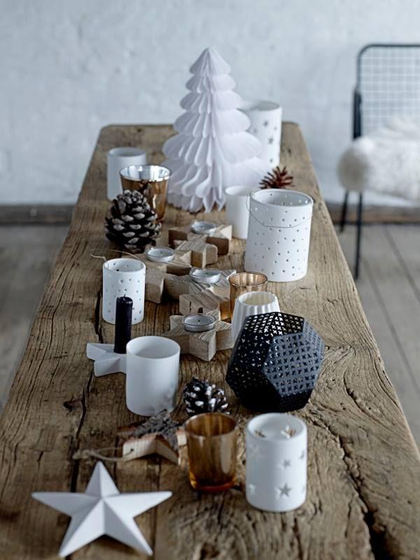 tables de no l 2013 simples et jolies lovell d co home. Black Bedroom Furniture Sets. Home Design Ideas