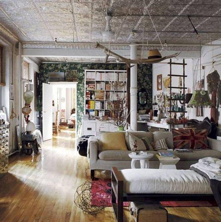 Bohemian Style In Australian Home Decor Ideas: Et La Déco Bohème, Pourquoi Pas Vous ?