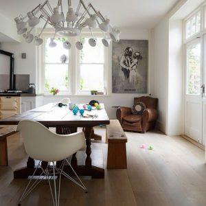 idee-deco-salle-manger-rustique-industrielle-bois-blanc-octopussy